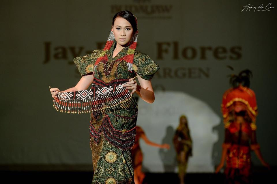 budayaw 2017 fashion show